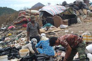 Đà Nẵng: 4 năm nữa mới đóng cửa bãi rác Khánh Sơn