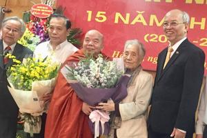 Chặng đượng 15 năm của Quỹ Hòa bình và Phát triển Việt Nam