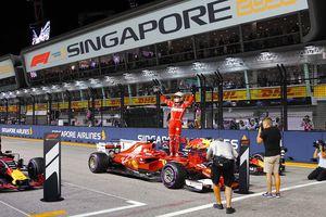 Tổ chức F1 mang lại nguồn lợi lớn