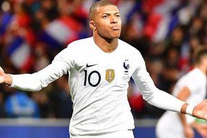 Mbappe giúp Pháp tránh khỏi trận thua tủi hổ trước Iceland