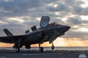 Sau sự cố, Mỹ ngưng bay toàn bộ chiến đấu cơ tàng hình F-35