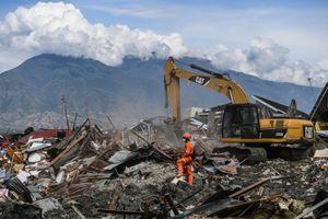 Indonesia dừng tìm kiếm nạn nhân động đất - sóng thần, trên 2.000 người thiệt mạng