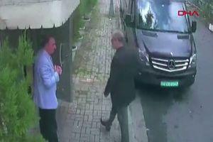 Thổ Nhĩ Kỳ nói có đoạn phim quay cảnh nhà báo Ả Rập Xê Út bị giết