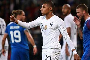 Mbappe được đồng đội ở tuyển Pháp hết lời ca ngợi