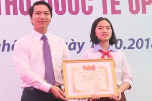 Phát động cuộc thi viết thư quốc tế UPU lần thứ 48