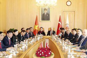 Việt Nam - Thổ Nhĩ Kỳ hướng tới kim ngạch thương mại 4 tỉ USD