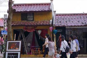Chờ đợi những khu phố nghệ thuật ở Hà Nội