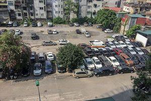 Hàng nghìn m2 đất 'vàng' giữa Thủ đô biến tướng, cho thuê tùm lum
