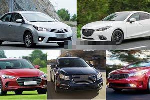 Lượng bán sedan tăng nhanh vì dân Việt 'nghiền' mẫu xe truyền thống