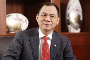 Cuối tuần rực rỡ, người giàu nhất Việt Nam 'đòi' lại 5.600 tỷ đồng