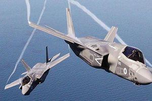 Mỹ bất ngờ cho dừng bay dàn siêu tiêm kích F-35