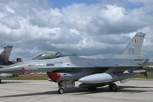Máy bay F-16 phát nổ ở Bỉ, chấn động toàn căn cứ không quân