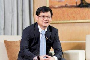 Sếp Tập đoàn Thành Thành Công được bổ nhiệm làm Chủ tịch Chứng khoán Hoàng Gia