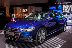 Audi A8L chính thức ra mắt Đông Nam Á
