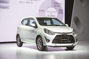 Toyota Wigo - Chiến binh nhỏ khuấy đảo thị trường lớn