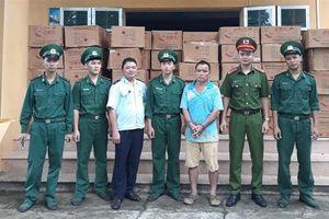 Báo cáo Phó Thủ tướng vụ bắt giữ hơn 2,5 tấn pháo nổ tại Cao Bằng