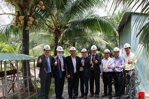 Công ty Cổ phần Nước-Môi trường Bình Dương hợp tác với EPLANT