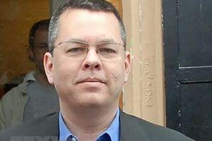 Tòa án Thổ Nhĩ Kỳ trả tự do cho mục sư người Mỹ A.Brunson
