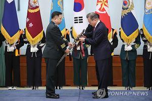 Tổng thống Hàn Quốc bổ nhiệm Chủ tịch JCS mới