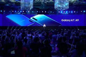 Samsung Galaxy A9 (2018): Smartphone 4 camera sau đầu tiên trên thế giới
