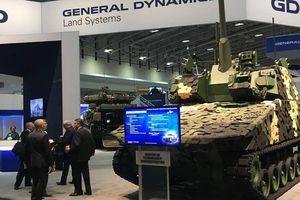 Mỹ lộ xe thiết giáp tiên tiến tương lai
