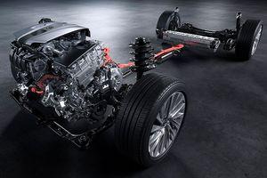 Công nghệ Hybrid sẽ là tâm điểm của gian hàng Lexus
