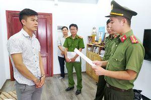 Bắt tạm giam thanh niên tổ chức đưa người ra nước ngoài trái phép