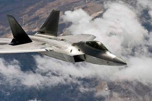 Chiến đấu cơ Mỹ đuổi chặn hàng trăm máy bay trên không phận Syria