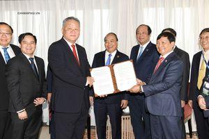 Licogi 16 tiên phong hợp tác xây cao tốc 200 triệu USD tại Indonesia
