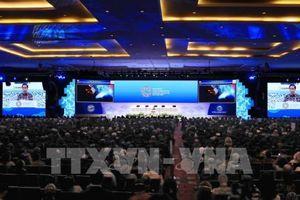 Khai mạc phiên họp toàn thể Hội nghị IMF-WB
