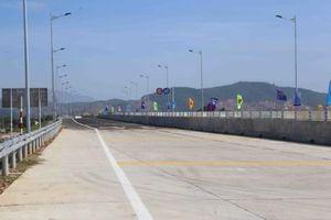VEC xử lý tập thể, cá nhân để xảy ra hư hỏng tại cao tốc Đà Nẵng – Quảng Ngãi