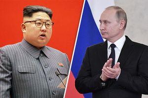 Putin và Kim trao đổi thông điệp nhân dịp kỷ niệm quan hệ 70 năm