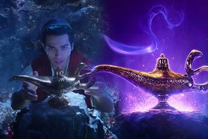 'Aladdin 2019' tung teaser với những hình ảnh ảo diệu về xứ sở thần tiên và cây đèn thần