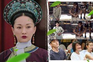 Thái độ của Châu Tấn khi quay 'Hậu cung Như Ý truyện' khiến người khác phải kính nể