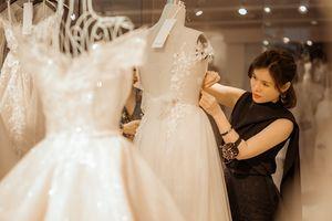 NTK Phương Linh tất bật với Calla Show - 'khu vườn váy cưới' được mong chờ nhất năm 2018