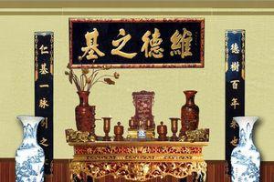 Phong thủy ban thờ: Tại sao tuổi Quý Mão - 1963 cần đặt ban thờ hướng Đông Nam?