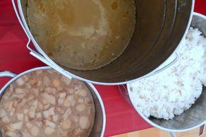 Công an điều tra vụ trẻ mầm non ăn cơm gạo mốc ở Bà Rịa - Vũng Tàu
