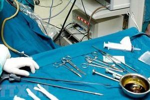 Nam bệnh nhân tử vong chưa rõ nguyên nhân sau khi phẫu thuật