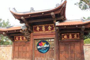 Chùa Kim Liên, Tây Hồ, Hà Nội ủng hộ Mottainai 2018