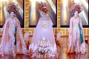 Chiêm ngưỡng bộ trang phục giúp Á hậu Phương Khánh đoạt Huy chương vàng tại Miss Earth