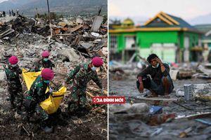 Indonesia dừng tìm kiếm nạn nhân động đất, sóng thần, đã có hơn 2.000 người thiệt mạng