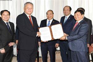Licogi 16 hợp tác xây cao tốc 200 triệu USD tại Indonesia
