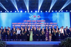 TP. HCM vinh danh 17 doanh nhân trẻ xuất sắc năm 2018