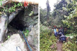 3 người tử vong do ngạt khí độc trong hang đá ở Thái Nguyên