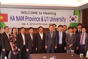 Sức hút từ khu Đại học Nam Cao