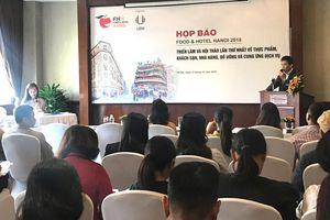 Triển lãm quốc tế chuyên ngành thực phẩm và nhà hàng khách sạn sẽ được tổ chức tại Hà Nội