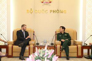 Đối thoại Chính sách Quốc phòng Việt Nam và Australia lần thứ 2