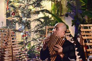 Nhạc cổ điển phương Tây được trình diễn bằng nhạc cụ tre nứa Việt