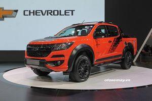 Chỉ có 100 chiếc Chevrolet Colorado Storm giá 819 triệu đồng