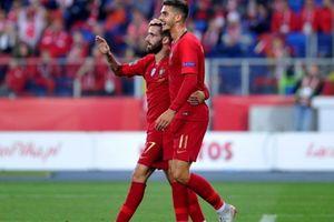 UEFA Nations League rạng sáng 12/10: Bồ Đào Nha rực sáng